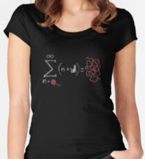 String Theory Women's Fitted Scoop T-Shirt