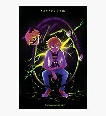 Cataclysm! Photographic Print