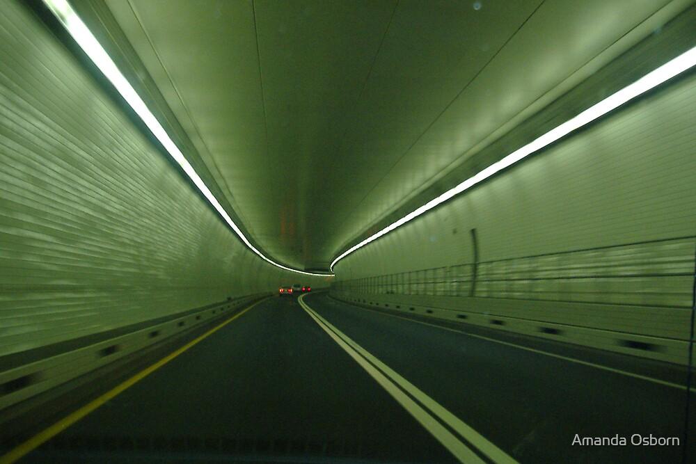Holland Tunnel, NYC by Amanda Osborn