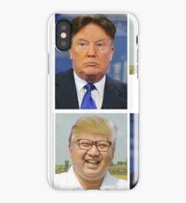 Kim Jong Trump iPhone Case/Skin