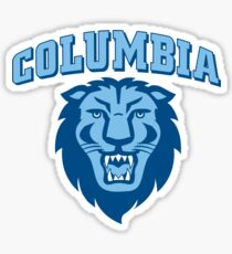 Columbia Lions Sticker