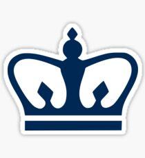 Columbia Crown Sticker