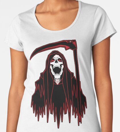 Womens premium t shirt by theartistgrimm