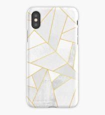 White Stone iPhone Case/Skin