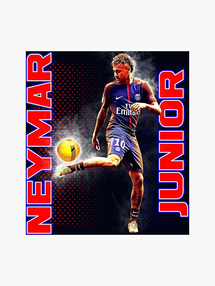 sports shoes 14300 63486 Neymar Junior PSG | Photographic Print