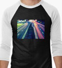 Long Exposure Street Scene. T-Shirt