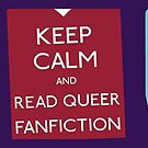 Keep Calm Banner  by phoenixreal