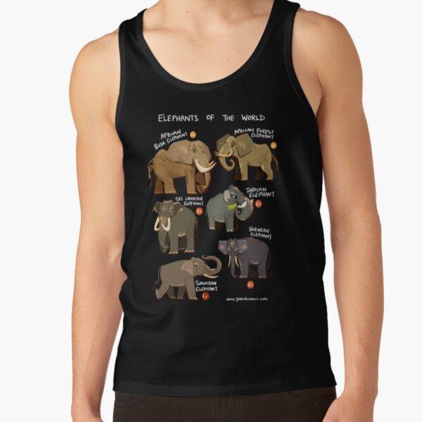 Up-cycled Riot Society Elephant Party Tank Hippie Vibe Dress XS