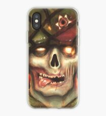Deadly Inferno iPhone Case
