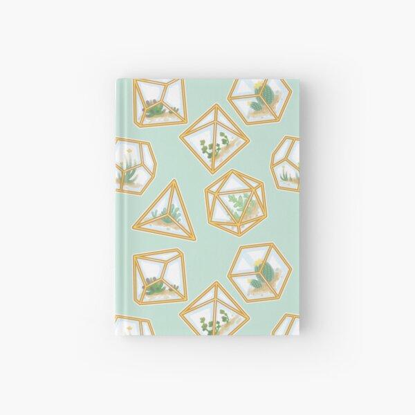 Terrarium Dice Hardcover Journal