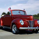 1940 Ford Convertible by TeeMack