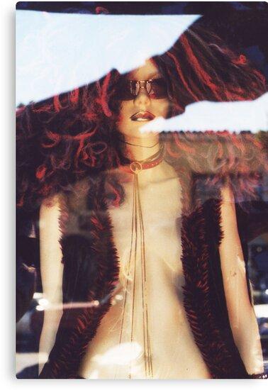 "Hippie Girl ""Hair"" by Kim Bender"