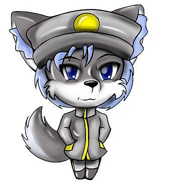 Major Wulff by GrndAdmiralNyan