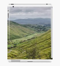 Glengesh Pass - County Donegal, Ireland iPad Case/Skin