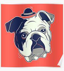 Gentleman Pet Poster