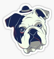 Gentleman Pet Sticker