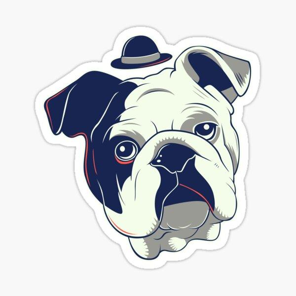 Gentleman Pet Sticker