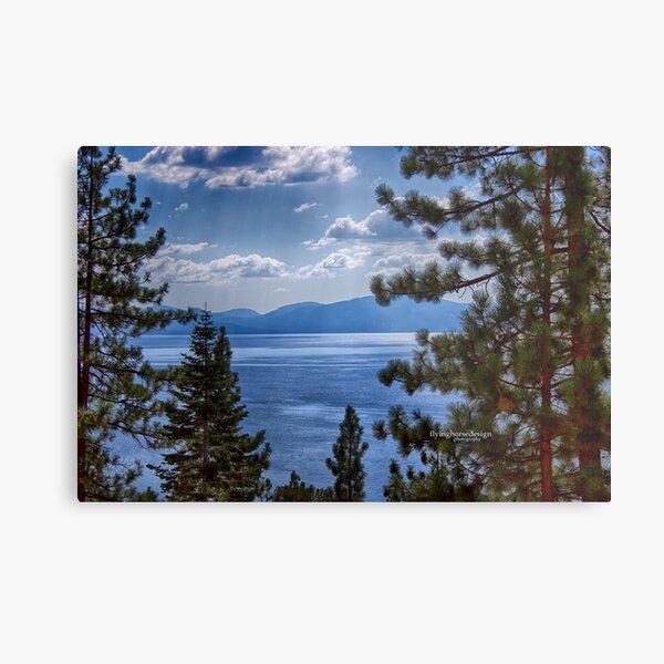 Lake Tahoe - a very magical place Metal Print