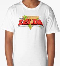 The Legend of Zelda Logo Long T-Shirt