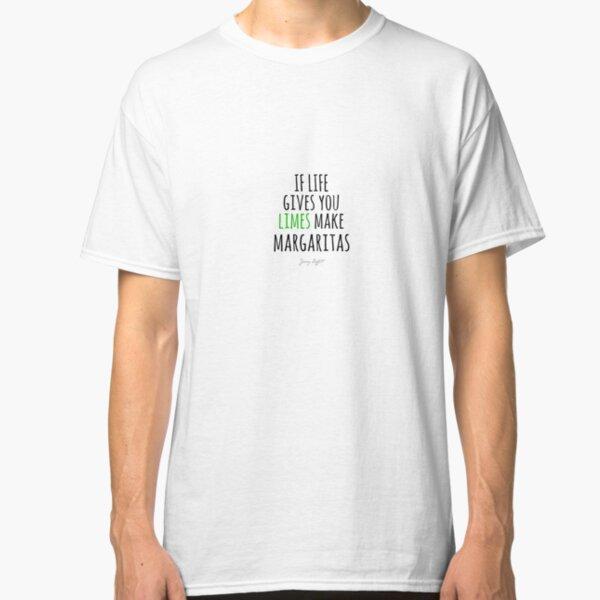 JIMMY BUFFETT - MARGARITAS Classic T-Shirt