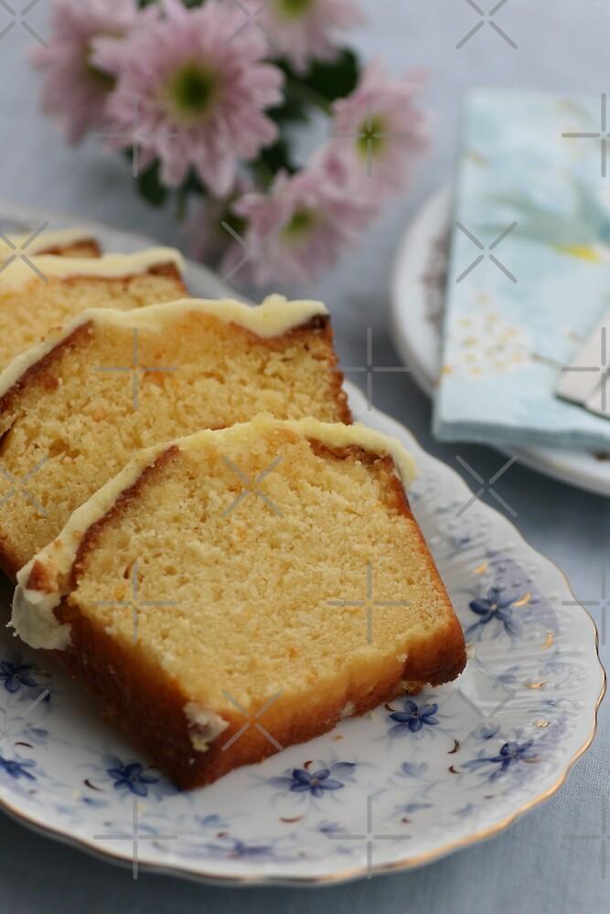 Moist Orange Cake   by Joy Watson