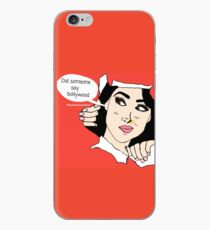 Did someone say Bollywood? iPhone Case