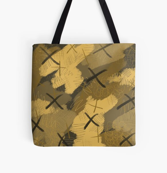 A little beige All Over Print Tote Bag