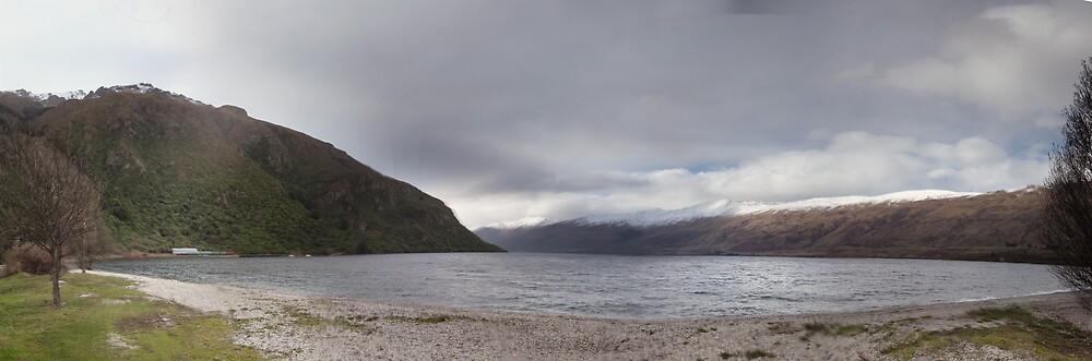 Lake Wakatipu by Andrew Caple