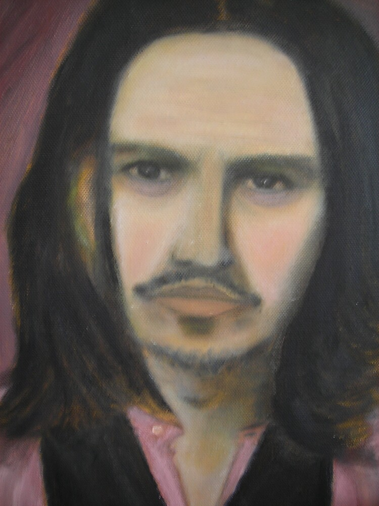 Johnny Depp by Christianna