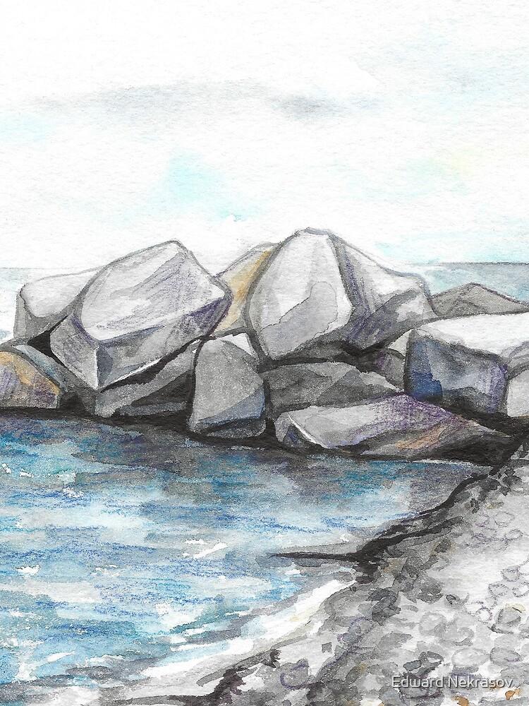 Rocks by Sadykova