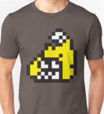 Firefin Gray 8-Bit FishFry T-Shirt