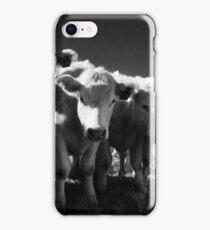 Listen Up Girls iPhone Case/Skin