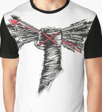 CM Punk arrows Graphic T-Shirt