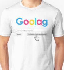 Goolag Manifesto - I'm Feeling Politically Incorrect Unisex T-Shirt