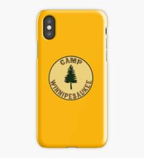 Camp Winnipesaukee iPhone Case/Skin
