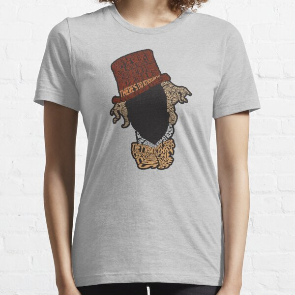 Wondrous Boat Ride: Willy Wonka (Light) Essential T-Shirt