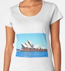 Sydney Opera House, Australia Women's Premium T-Shirt
