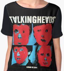 Talking Heads - Remain in Light Chiffon Top