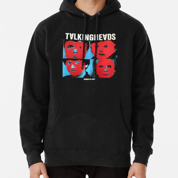 Talking Heads - Remain in Light Pullover Hoodie
