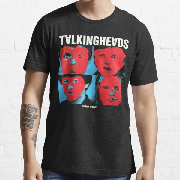 Talking Heads - Remain in Light Essential T-Shirt