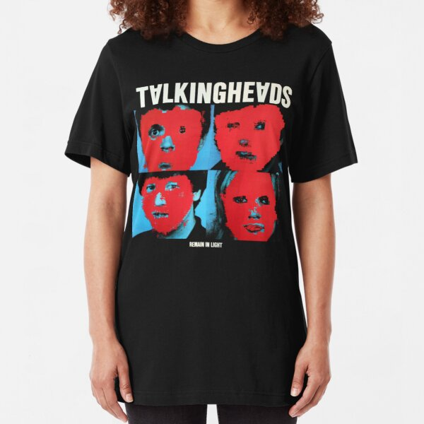 Talking Heads - Remain in Light Slim Fit T-Shirt