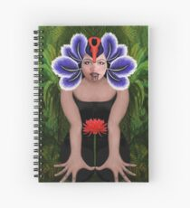 The Warrior Spiral Notebook