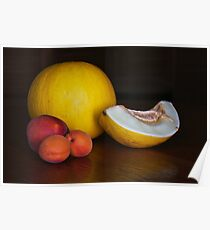 Fruit on the table Poster