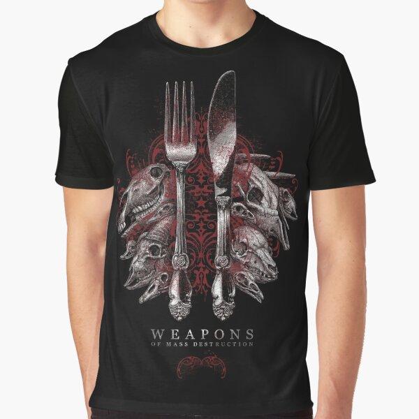 WEAPONS OF MASS DESTRUCTION Grafik T-Shirt