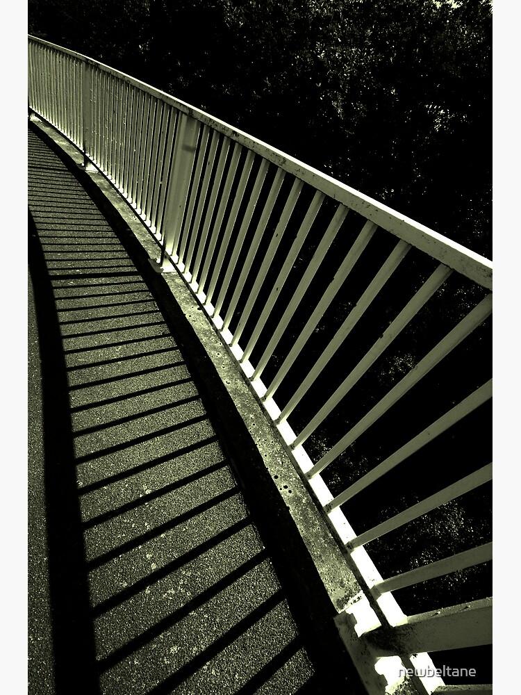 Footbridge by newbeltane
