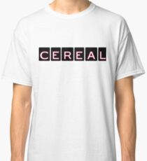 Cereal, the Podcast Classic T-Shirt