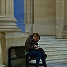 Perspective of Paris - 06 by Adrian Rachele