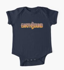 Earthbound Title Screen Kids Clothes