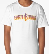 Earthbound Title Screen Long T-Shirt