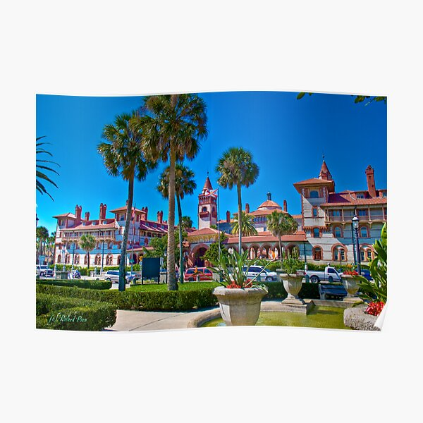 Flagler College Poster